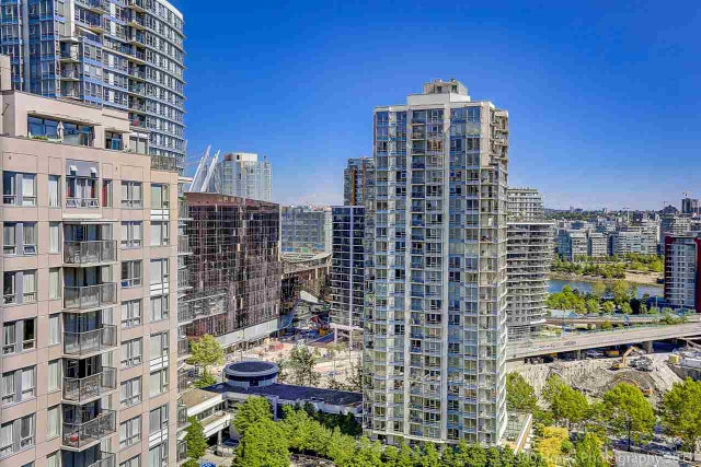 1802 950 CAMBIE STREET - Yaletown Apartment/Condo for sale, 2 Bedrooms (R2171684)