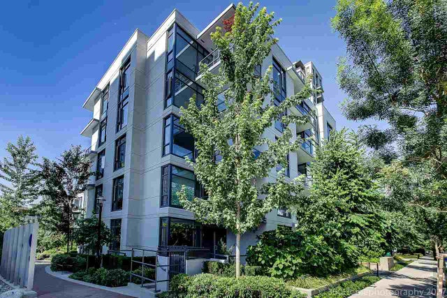 106 135 W 2ND STREET - Lower Lonsdale Apartment/Condo for sale, 1 Bedroom (R2190411)