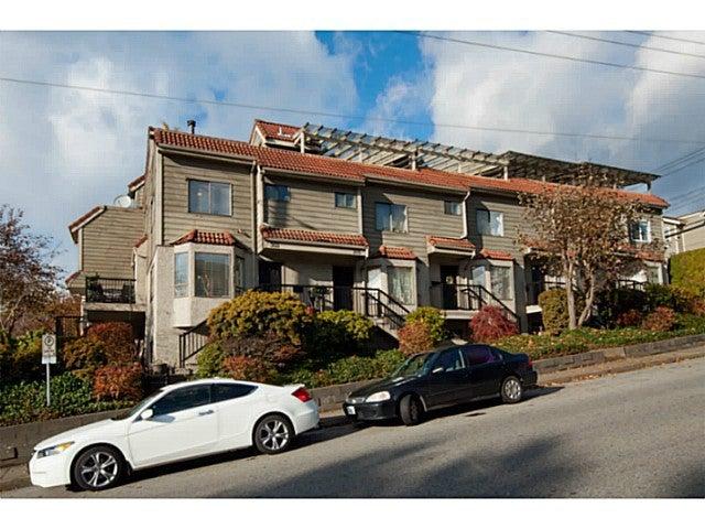 303 ST ANDREWS AV - Lower Lonsdale Townhouse for sale, 7 Bedrooms (V1100287) #11