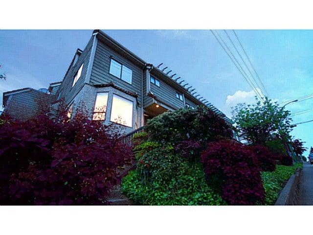 303 ST. ANDREWS AV - Lower Lonsdale Townhouse for sale, 3 Bedrooms (V1123438) #2
