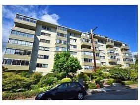 507 1425 ESQUIMALT AVENUE - Ambleside Apartment/Condo for sale, 1 Bedroom (R2099115) #1