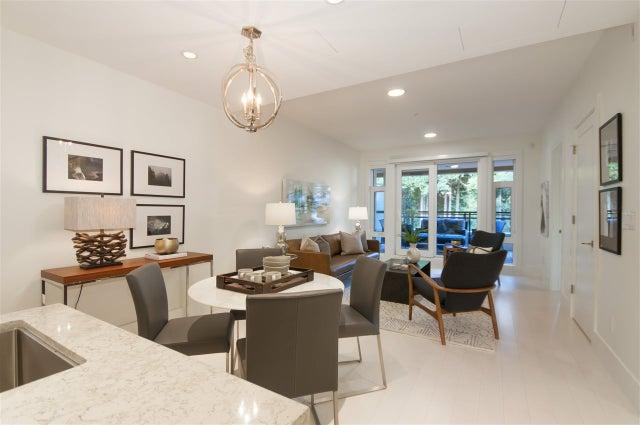 201 522 15TH STREET - Ambleside Apartment/Condo for sale, 1 Bedroom (R2126790) #3