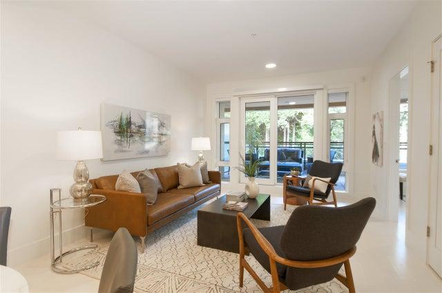 201 522 15TH STREET - Ambleside Apartment/Condo for sale, 1 Bedroom (R2126790) #4