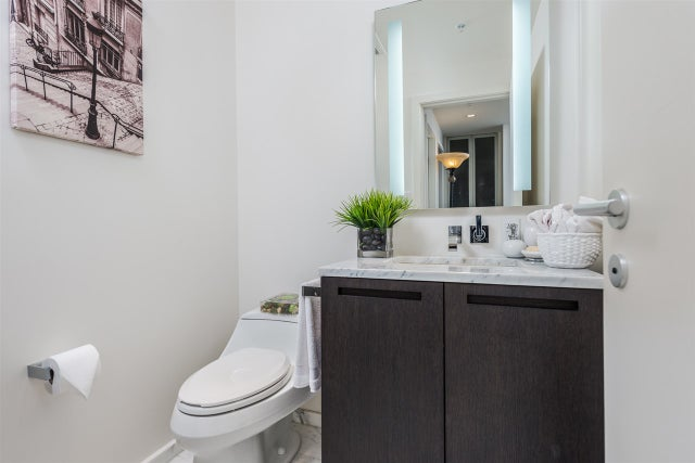 3007 1011 W CORDOVA STREET - Coal Harbour Apartment/Condo for sale, 2 Bedrooms (R2187206) #10