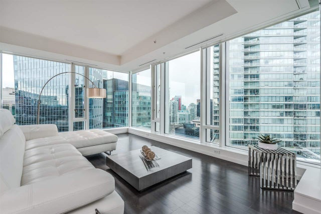 3007 1011 W CORDOVA STREET - Coal Harbour Apartment/Condo for sale, 2 Bedrooms (R2187206) #2