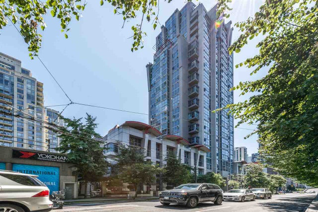 207 1238 SEYMOUR STREET - Downtown VW Apartment/Condo for sale, 1 Bedroom (R2296760) #19