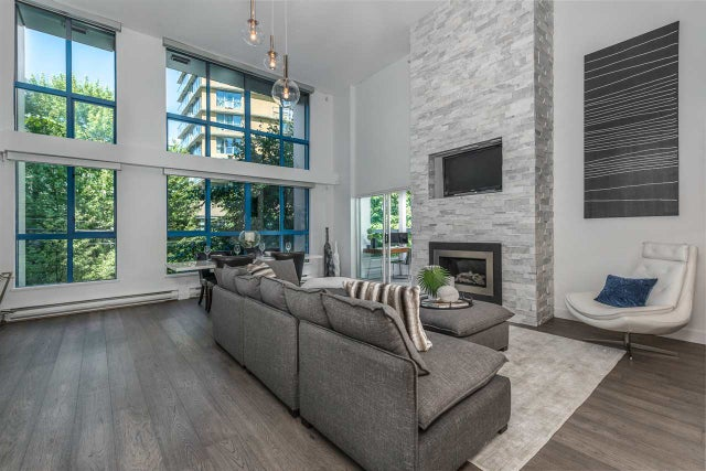 207 1238 SEYMOUR STREET - Downtown VW Apartment/Condo for sale, 1 Bedroom (R2296760) #3