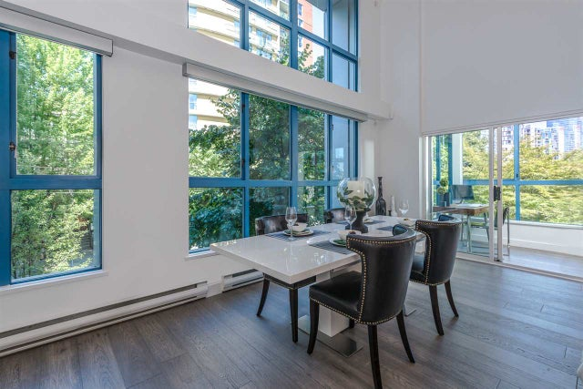 207 1238 SEYMOUR STREET - Downtown VW Apartment/Condo for sale, 1 Bedroom (R2296760) #4