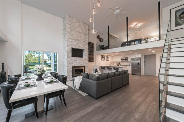207 1238 SEYMOUR STREET - Downtown VW Apartment/Condo for sale, 1 Bedroom (R2296760) #6
