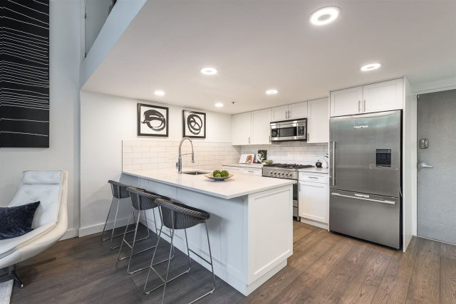 207 1238 SEYMOUR STREET - Downtown VW Apartment/Condo for sale, 1 Bedroom (R2296760) #8