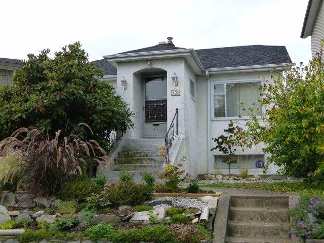 531 RENFREW STREET - Renfrew VE House/Single Family for sale, 4 Bedrooms (R2111532)