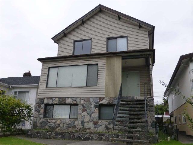 523 RENFREW STREET - Renfrew VE House/Single Family for sale, 4 Bedrooms (R2111543)