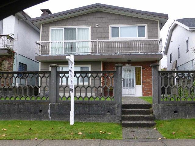 541 RENFREW STREET - Renfrew VE House/Single Family for sale, 5 Bedrooms (R2113924)