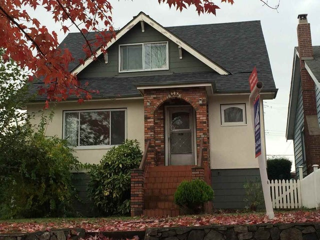 2795 NANAIMO STREET - Grandview VE House/Single Family for sale, 4 Bedrooms (R2117934)