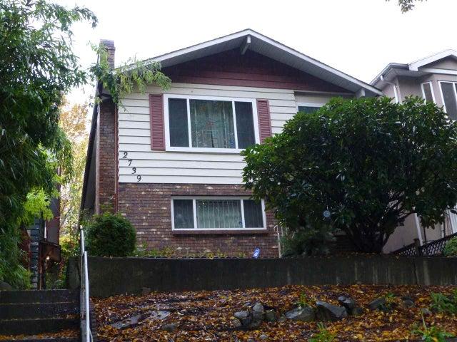 2739 E BROADWAY - Renfrew VE House/Single Family for sale, 4 Bedrooms (R2120482)