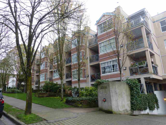 309 2388 TRIUMPH STREET - Hastings Apartment/Condo for sale, 1 Bedroom (R2157948)