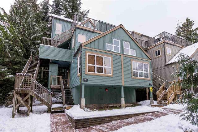 4 2130 SARAJEVO DRIVE - Whistler Creek Townhouse for sale, 1 Bedroom (R2126848)