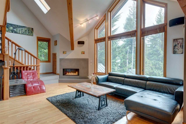 8288 VALLEY DRIVE - Alpine Meadows House/Single Family for sale, 3 Bedrooms (R2140913)