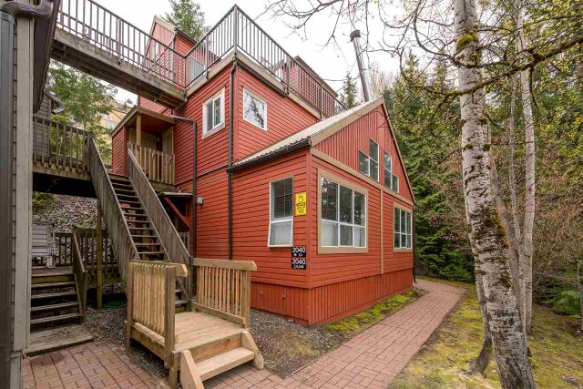 1 2040 INNSBRUCK DRIVE - Whistler Creek Apartment/Condo for sale, 1 Bedroom (R2168089)