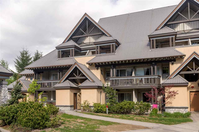 78 4335 NORTHLANDS BOULEVARD - Whistler Village Townhouse for sale, 2 Bedrooms (R2170700)