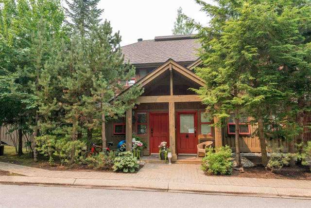 22 4652 BLACKCOMB WAY - Benchlands Townhouse for sale, 2 Bedrooms (R2196942)