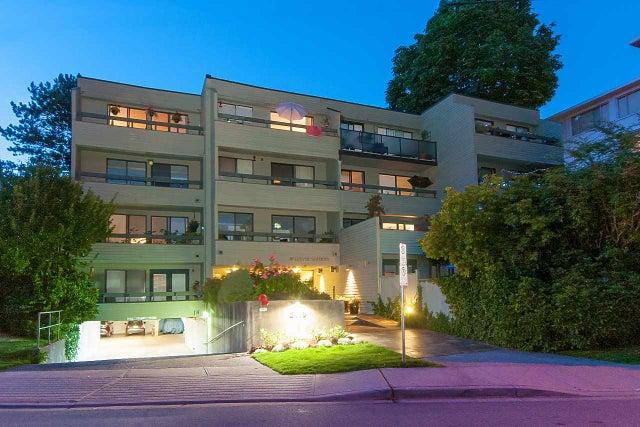 203 2119 BELLEVUE AVENUE - Dundarave Apartment/Condo for sale, 1 Bedroom (R2290650) #1