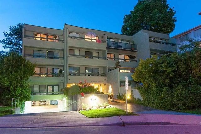 408 2119 BELLEVUE AVENUE - Dundarave Apartment/Condo for sale, 1 Bedroom (R2301569) #1
