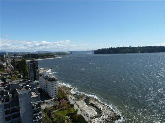 1601 - 1972 Bellevue Ave, West Vancouver - Ambleside Apartment/Condo for sale, 2 Bedrooms (V11116695) #1