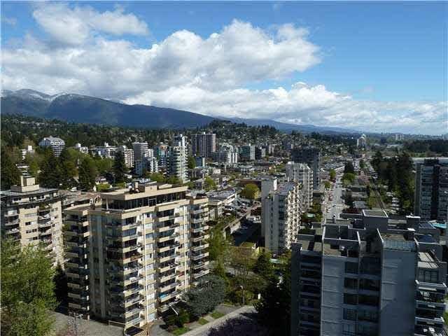 1601 - 1972 Bellevue Ave, West Vancouver - Ambleside Apartment/Condo for sale, 2 Bedrooms (V11116695) #2
