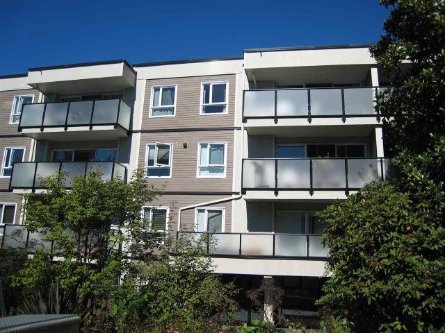 203 2333 TRIUMPH STREET - Hastings Apartment/Condo for sale, 1 Bedroom (R2108828)