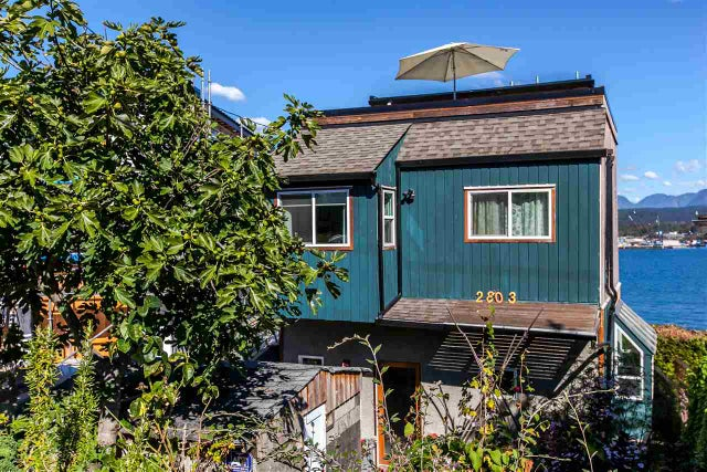 2803 WALL STREET - Hastings East House/Single Family for sale, 3 Bedrooms (R2111739)