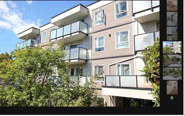 412 2333 TRIUMPH STREET Vancouver East  - Hastings Apartment/Condo for sale, 1 Bedroom (R2134702)