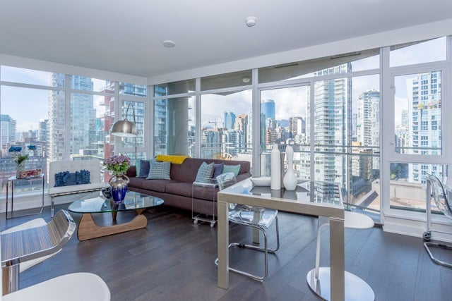 2003 1372 SEYMOUR STREET Vancouver West  - Downtown VW Apartment/Condo for sale, 1 Bedroom (R2159400)