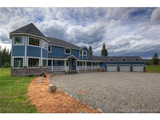 9205 Mcculloch Road - Kelowna Single Family for sale, 6 Bedrooms (10094536)