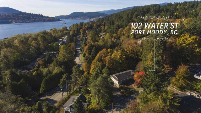102 Water Street - North Shore Pt Moody House/Single Family for sale, 4 Bedrooms (R2315475) #1