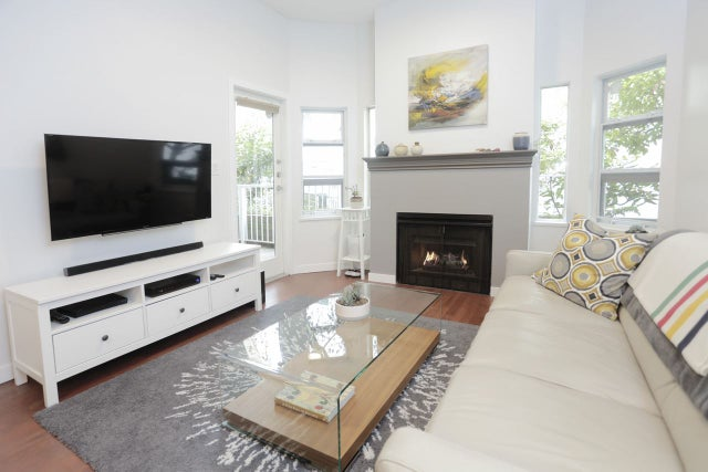 105 1280 Nicola Street - West End VW Apartment/Condo for sale, 1 Bedroom (R2500093) #1