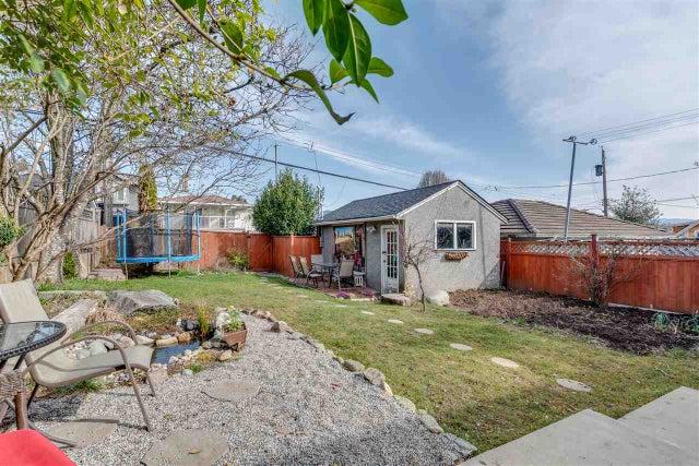 3127 GRAVELEY STREET - Renfrew VE House/Single Family for sale, 5 Bedrooms (R2353252) #19
