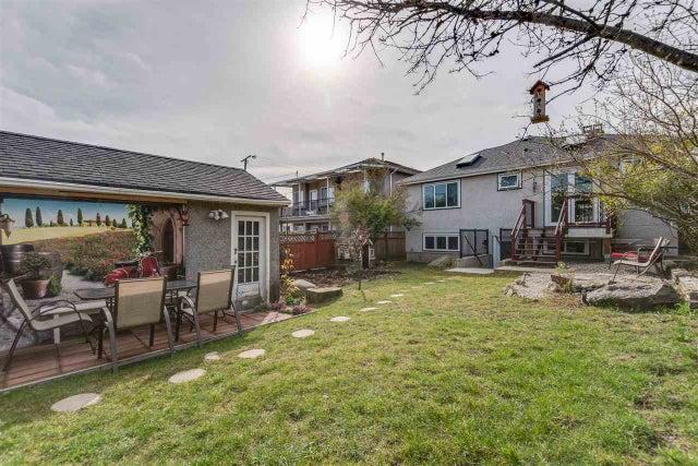 3127 GRAVELEY STREET - Renfrew VE House/Single Family for sale, 5 Bedrooms (R2353252) #20