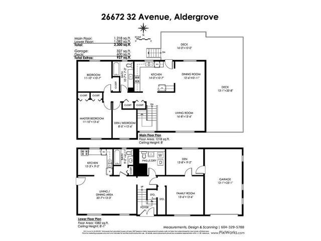 26672 32 AVENUE - Aldergrove Langley House/Single Family for sale, 4 Bedrooms (R2408486) #19