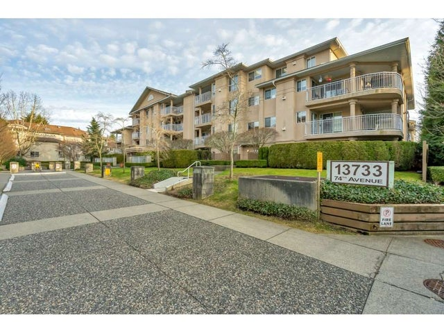 215 13733 74 AVENUE - East Newton Apartment/Condo for sale, 2 Bedrooms (R2546134) #1