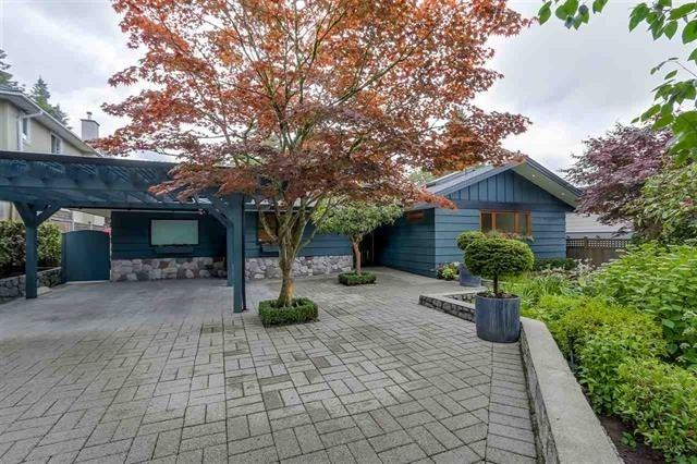 930 SHERWOOD LANE - Ambleside House/Single Family for sale, 4 Bedrooms (R2098522) #1