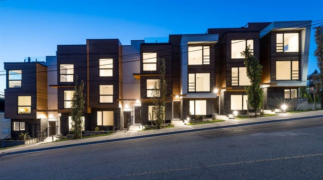 6 137-149 ST. PATRICK'S AVENUE - Lower Lonsdale Townhouse for sale, 3 Bedrooms (R2213755) #1