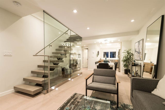 6 137-149 ST. PATRICK'S AVENUE - Lower Lonsdale Townhouse for sale, 3 Bedrooms (R2213755) #2