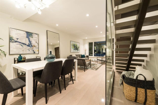 6 137-149 ST. PATRICK'S AVENUE - Lower Lonsdale Townhouse for sale, 3 Bedrooms (R2213755) #4