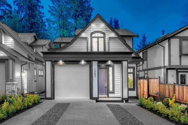 1583 DRAYCOTT ROAD - Lynn Valley House/Single Family for sale, 6 Bedrooms (R2226910) #1