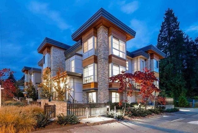 6 3022 SUNNYHURST ROAD - Lynn Valley Townhouse for sale, 3 Bedrooms (R2346413) #1