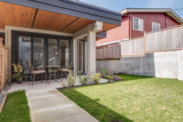 316 E 4TH STREET - Lower Lonsdale 1/2 Duplex for sale, 5 Bedrooms (R2370138) #11