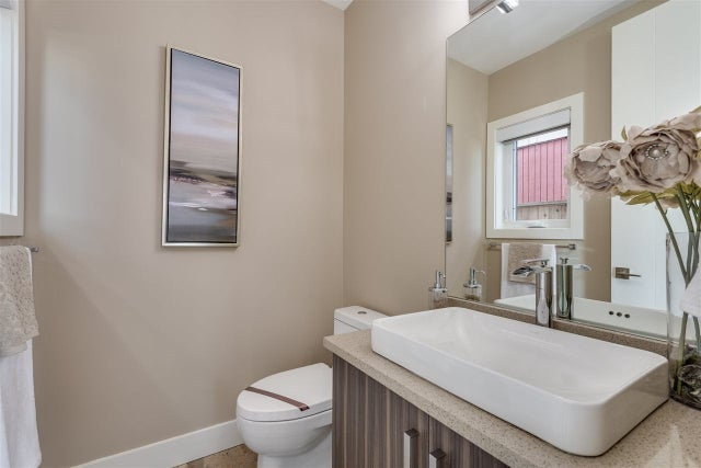 316 E 4TH STREET - Lower Lonsdale 1/2 Duplex for sale, 5 Bedrooms (R2370138) #13