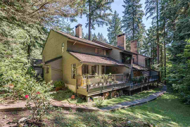 861 FREDERICK ROAD - Lynn Valley Townhouse for sale, 4 Bedrooms (R2372593) #1