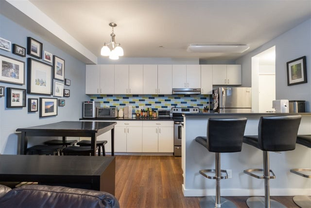 301 1033 ST. GEORGES AVENUE - Central Lonsdale Apartment/Condo for sale, 1 Bedroom (R2375024) #6